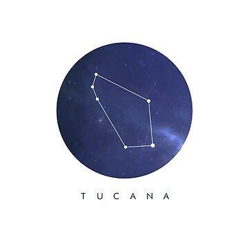 Tucana Constellation by cl0thespin