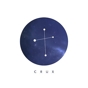 Crux Constellation by cl0thespin