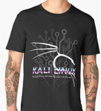 Retro Kali Linux Inspirational T-Shirt Men's Premium T-Shirt