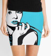 Audrey Hepburn Mini Skirt