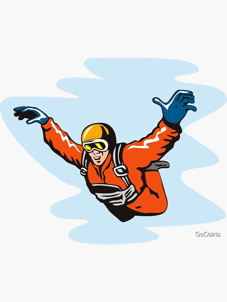 Skydiving de GoOsiris
