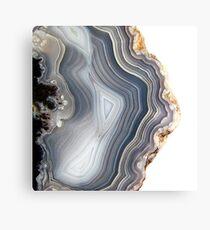 Geode Canvas Print