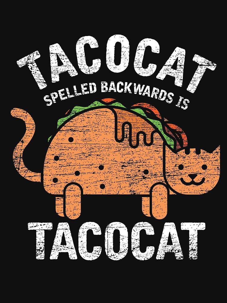 Tacocat Katze Taco von GeschenkIdee