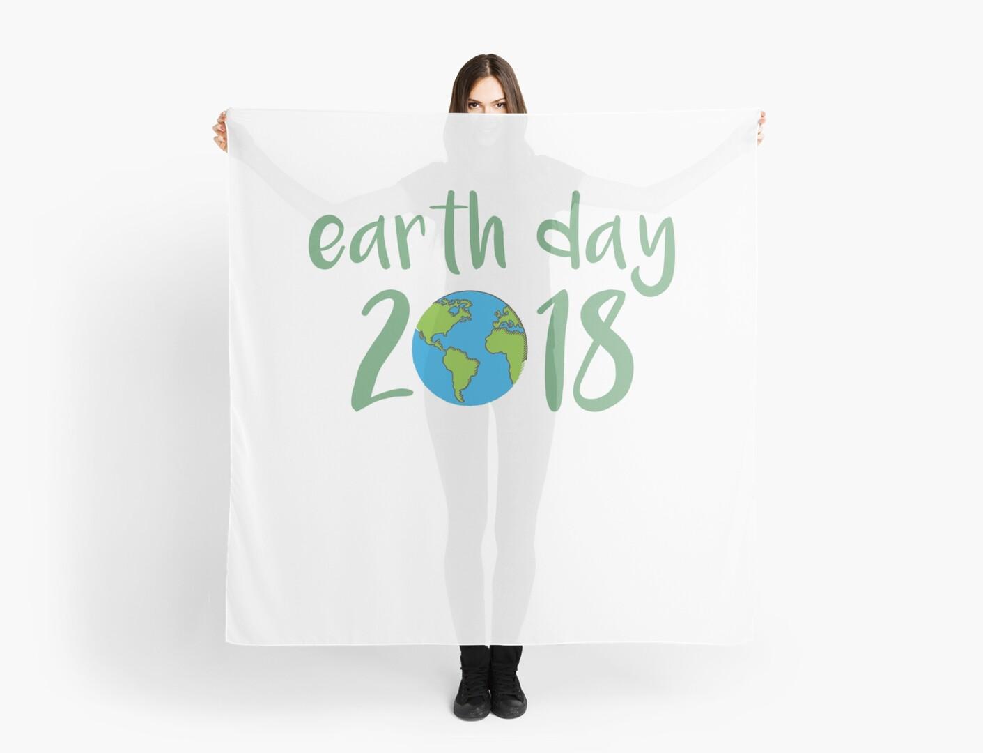da1e01b12b675 Chemise de la Journée de la Terre, Jour de la Terre 2018, Chemise de ...