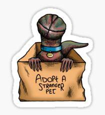 Adopt a pet Sticker