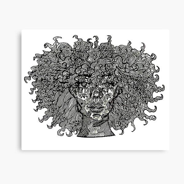 Afro Judaku™ Canvas Print