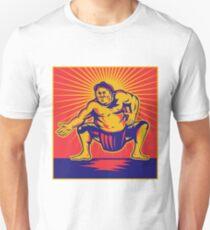 Camiseta ajustada Sumo