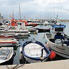 Small Fishing Boats by jackitec