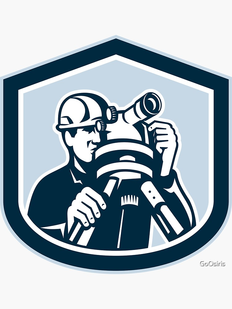 Surveyor Engineer Theodolite de GoOsiris