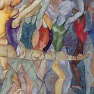 Dancers # 18 by cszuger