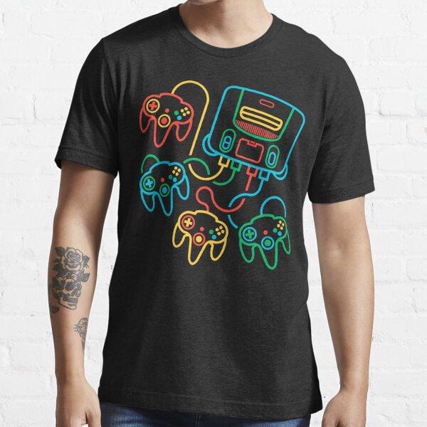 Super64 (4 Controller Version) Essential T-Shirt