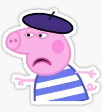 Peppa Pig Sticker Sticker