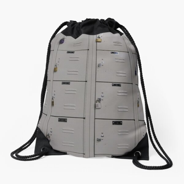 Locker Drawstring Bag