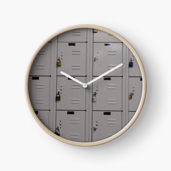 Locker Clock