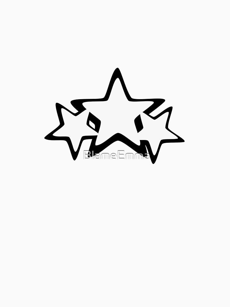 Tri Star by BlameEmma