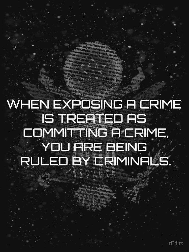 When Exposing a Crime... by tEdits