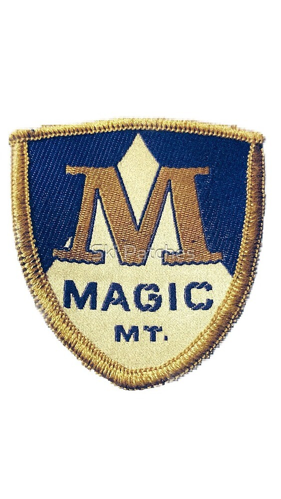 Magic mountain Vt by Ski Patches