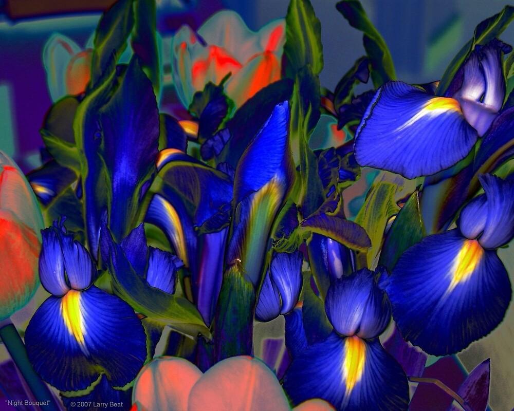 Night Bouquet by Larry Beat