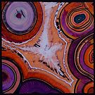 Agate Art No.4 by Susan A Wilson