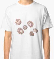 Viral Structure Version 2 - Virus, Virology Illustration Classic T-Shirt