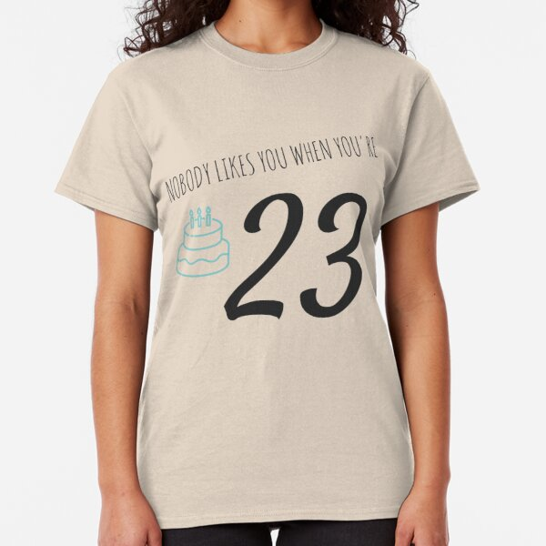 Aged To Perfection Born In 1996 23rd Birthday//Gift Mens Graphic Printed T-Shirt