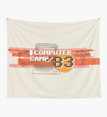 Computer Camp '83 Wall Tapestry