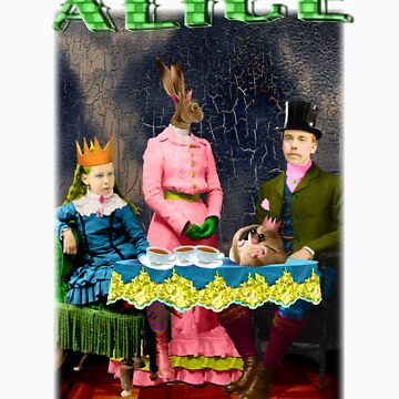 Max Scratchmann's ALICE - The Mad Hatter's Tea Party by Maxillus