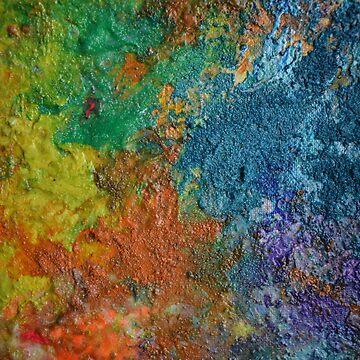 Rainbow Gem by linsbot