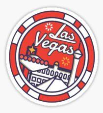 Las Vegas Geotag Sticker