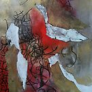 Red stain unravelling on gold by nexus7