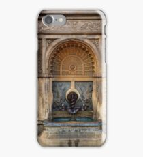 U.S. Capitol Grounds Drinking Fountain - Frederick Law Olmsted - Architect - 1874 iPhone Case/Skin