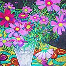 Spring Flowers by marlene veronique holdsworth