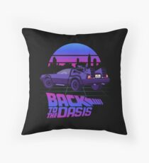 Back to the Oasis Floor Pillow