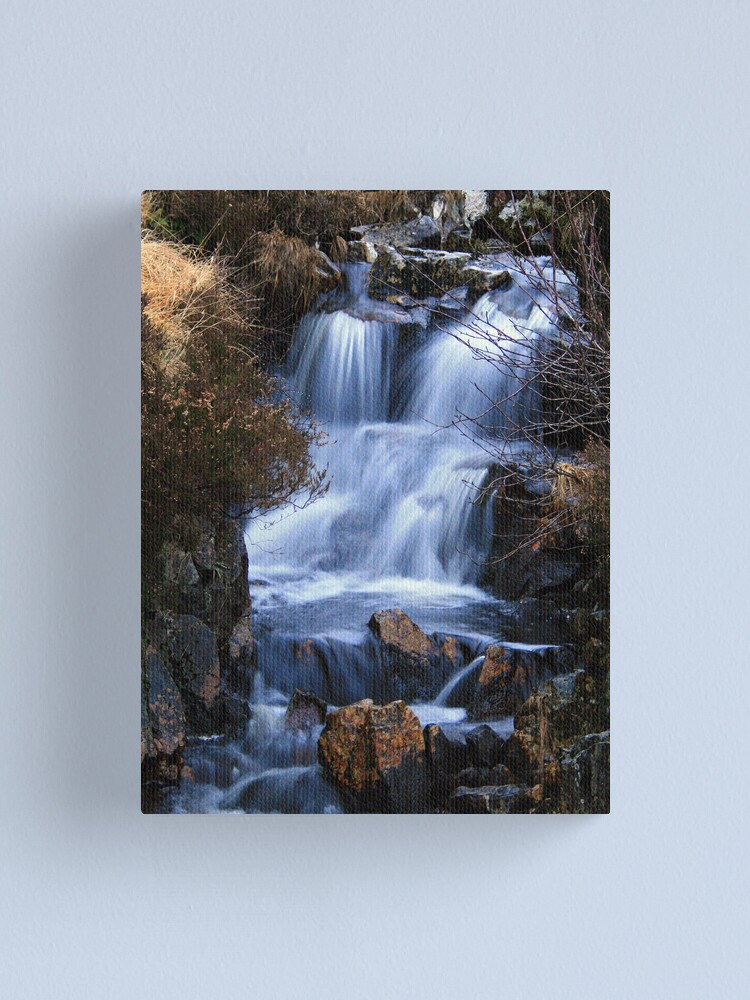 Alternate view of Water 66 Canvas Print