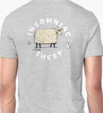 Insomniac Sheep Unisex T-Shirt