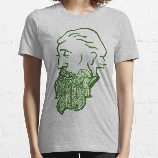 John Muir Portrait // Yosemite Essential T-Shirt