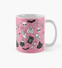 Witchy Essence Pink Classic Mug