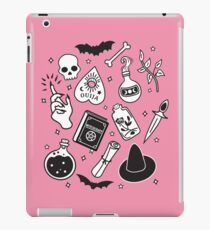 Witchy Essence Pink iPad Case/Skin