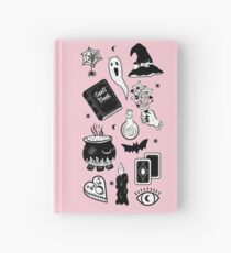 Witchy Woes Hardcover Journal