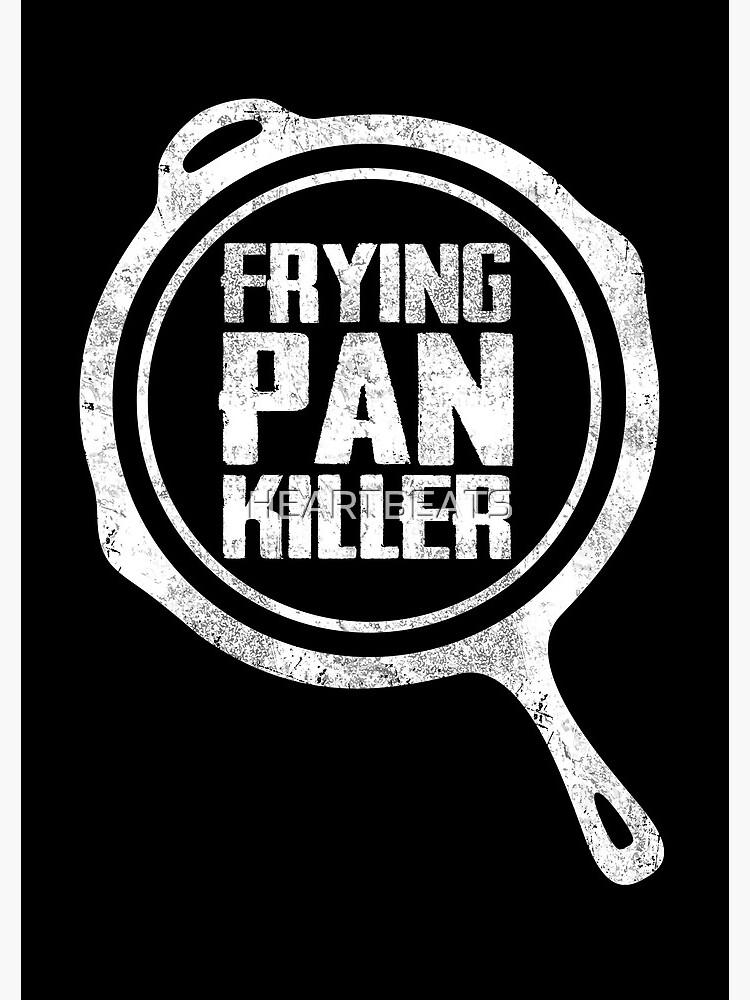 Pubg Frying Pan Killer Spiral Notebook