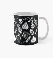 Witchy Essence Black Classic Mug
