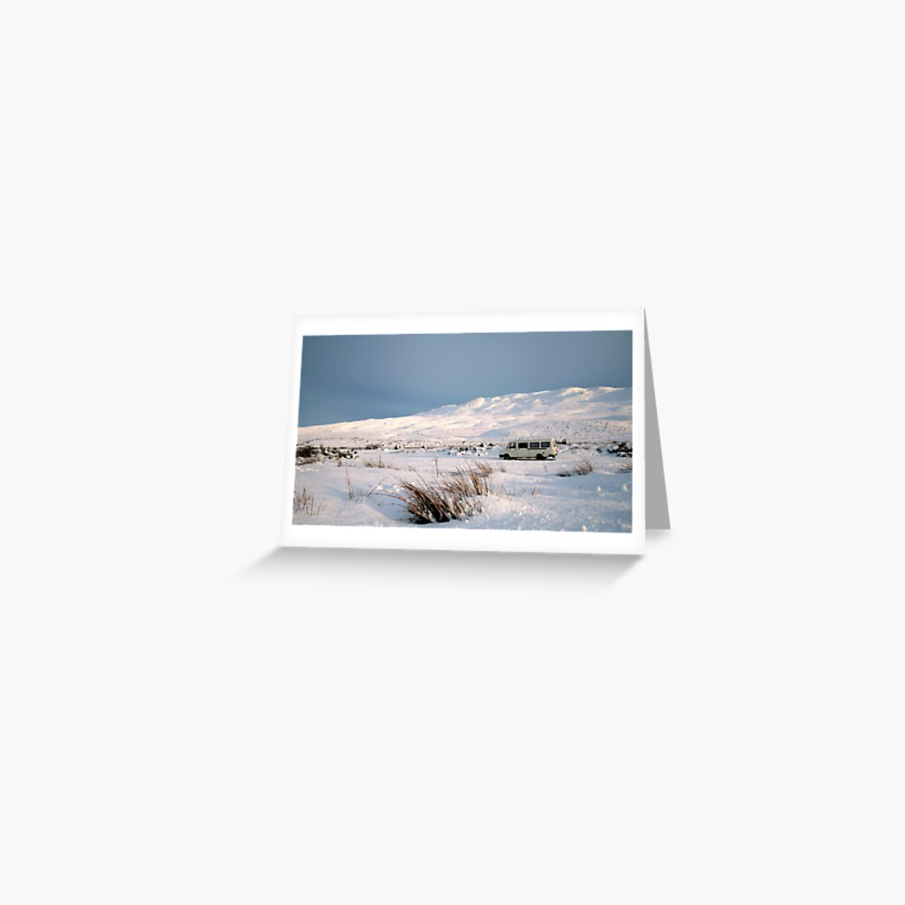 Snowbound Greeting Card
