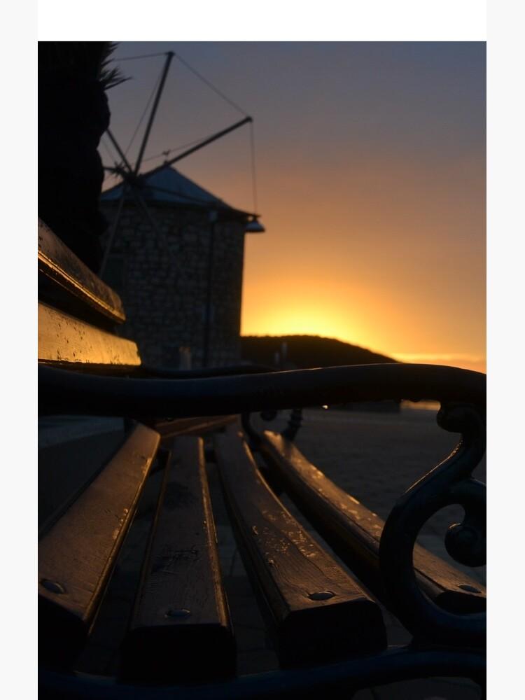 Sunset in Croatia von Elfchen