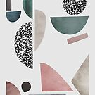 Mosaic 1 by Mareike Böhmer