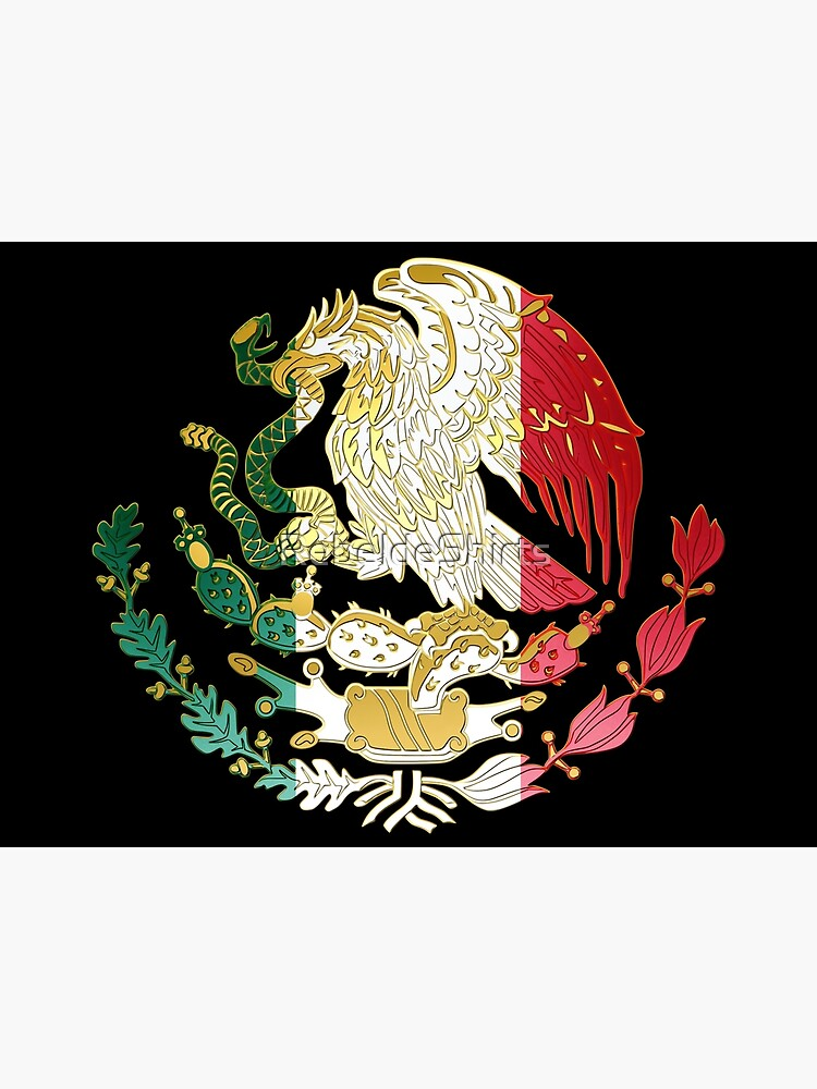 Mexico Coat of Arms  by RebeldeShirts
