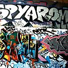 Graffiti by Lea Valley Photographic