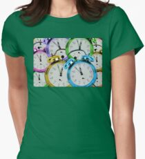 08 watch Women's Fitted T-Shirt