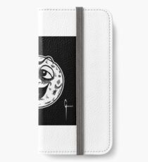 Luna cine mute iPhone Wallet/Case/Skin