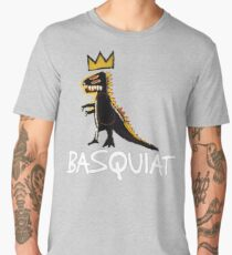 JEAN MICHEL BASQUIAT Men's Premium T-Shirt