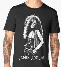 JANIS LYN JOPLIN Men's Premium T-Shirt